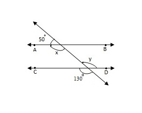 Ncert 9th Math Chapter 6 Lines and Angles Exercise 6.2 Question 1
