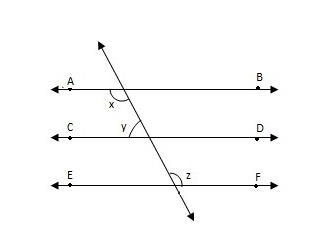 Ncert 9th Math Chapter 6 Lines and Angles Exercise 6.2 Question 2