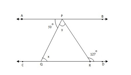 Ncert 9th Math Chapter 6 Lines and Angles Exercise 6.2 Question 5