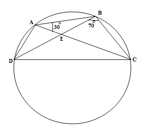 Ncert 9th Math Chapter 10 Circles Exercise 10.5 Question 6