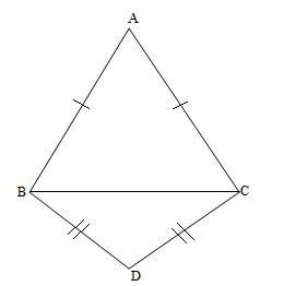 Ncert 9th Math Chapter 7 Triangles Exercise 7.2 Question 5