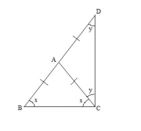 Ncert 9th Math Chapter 7 Triangles Exercise 7.2 Question 6