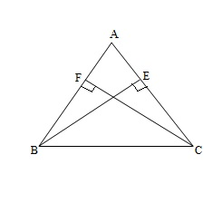 Ncert 9th Math Chapter 7 Triangles Exercise 7.3 Question 4