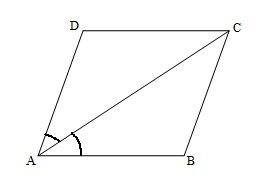 Ncert 9th Math Chapter 8 Quadrilaterals Exercise 8.1 Question 6