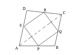 Ncert 9th Math Chapter 8 Quadrilaterals Exercise 8.2 Question 1