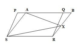 Ncert 9th Math Chapter 9 Areas of Parallelograms and Triangles  Exercise 9.2 Question 5