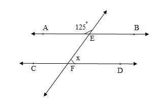 Math Parallel Lines GMAT Sample Question 1