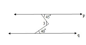 Math Parallel Lines GMAT Sample Question 5