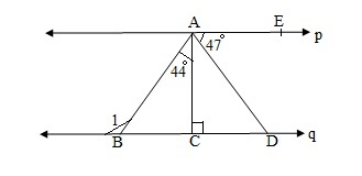 Math Parallel Lines  GMAT Sample Question 7
