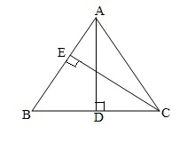 Math Triangles GMAT Sample Question 10