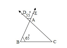 Math Triangles Gmat Sample Question 5